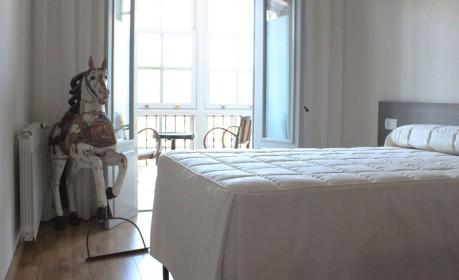 Hostal Restaurante Siglo XIX habitación caballo