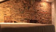 Hostal Restaurante Siglo XIX detalle pared